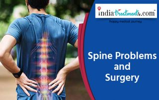 Spine Problems and Surgery